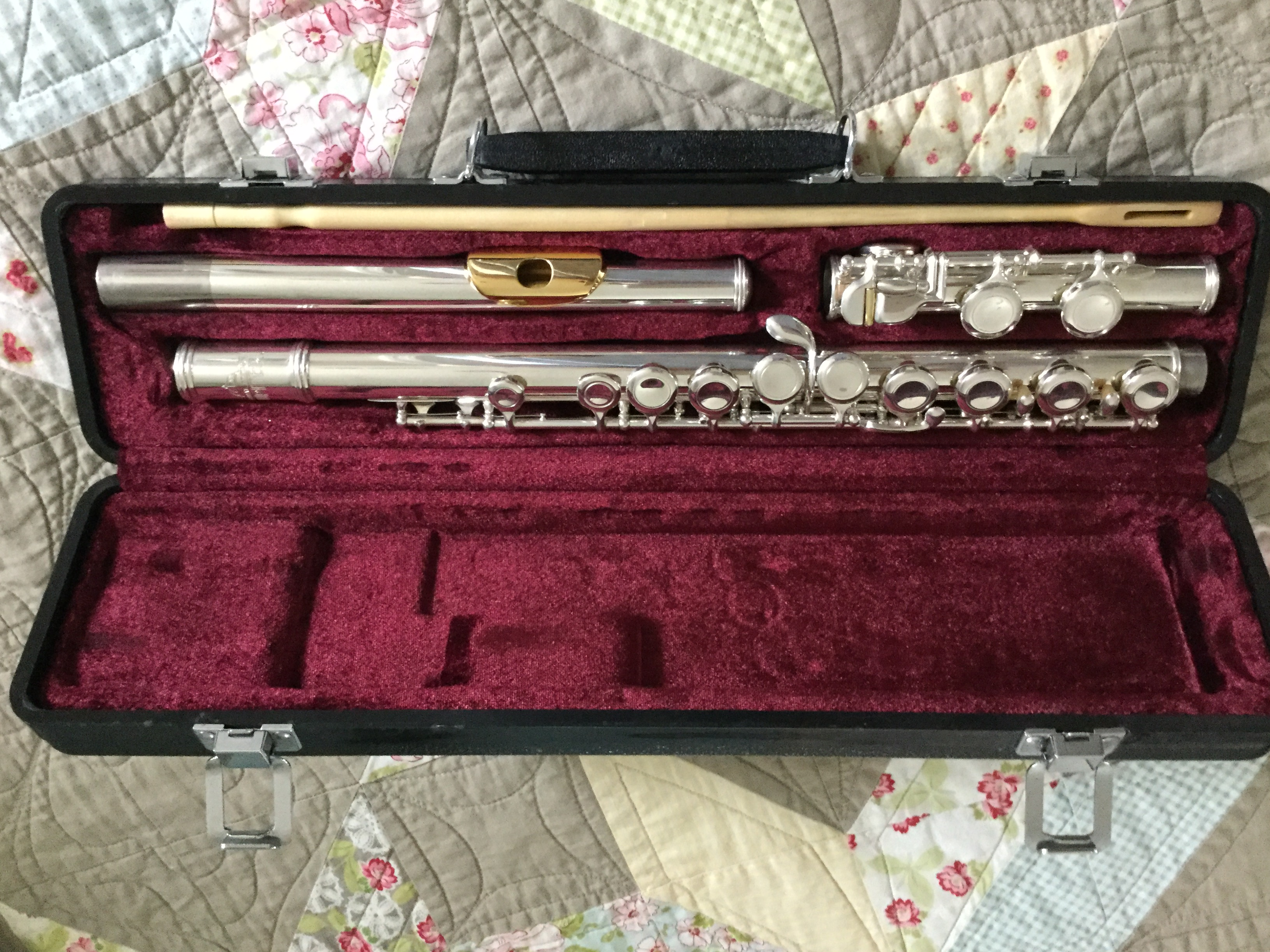 Jupiter CEF-510 Capital Edition Flute